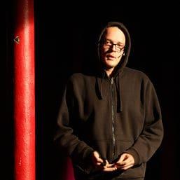 Poetry-Slammer Nico Semsrott