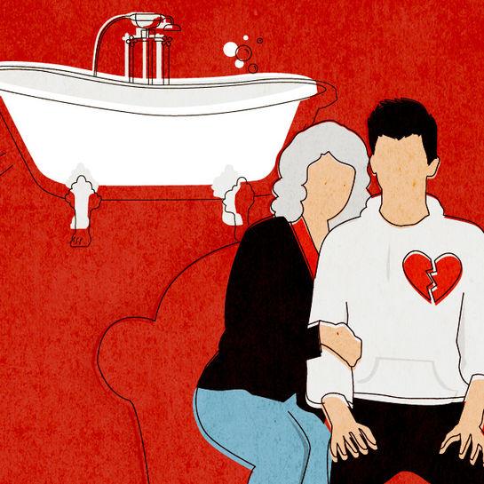 muttersoehnchen badewanne cover