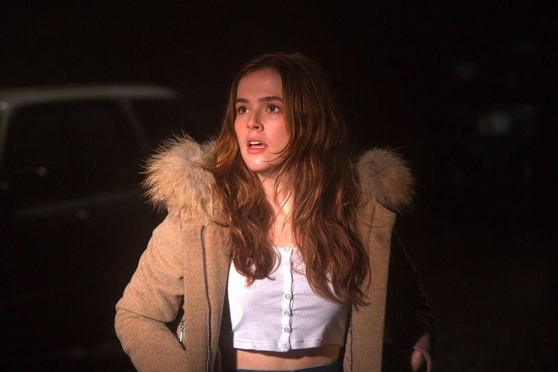 """Szene aus """"Wenn du stirbst, zieht dein ganzes Leben an dir vorbei, sagen sie"""" nach der Romanvorlage von Lauren Oliver"""
