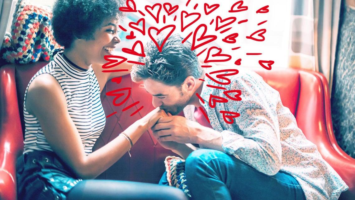 Manipulation in der Beziehung durch Love Bombing - Liebe