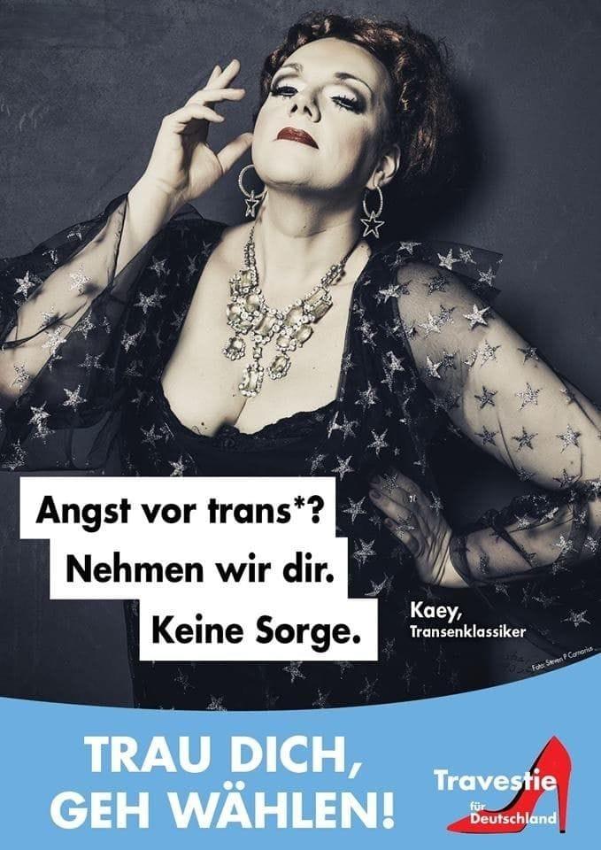 Travestie für Deutschland VIII