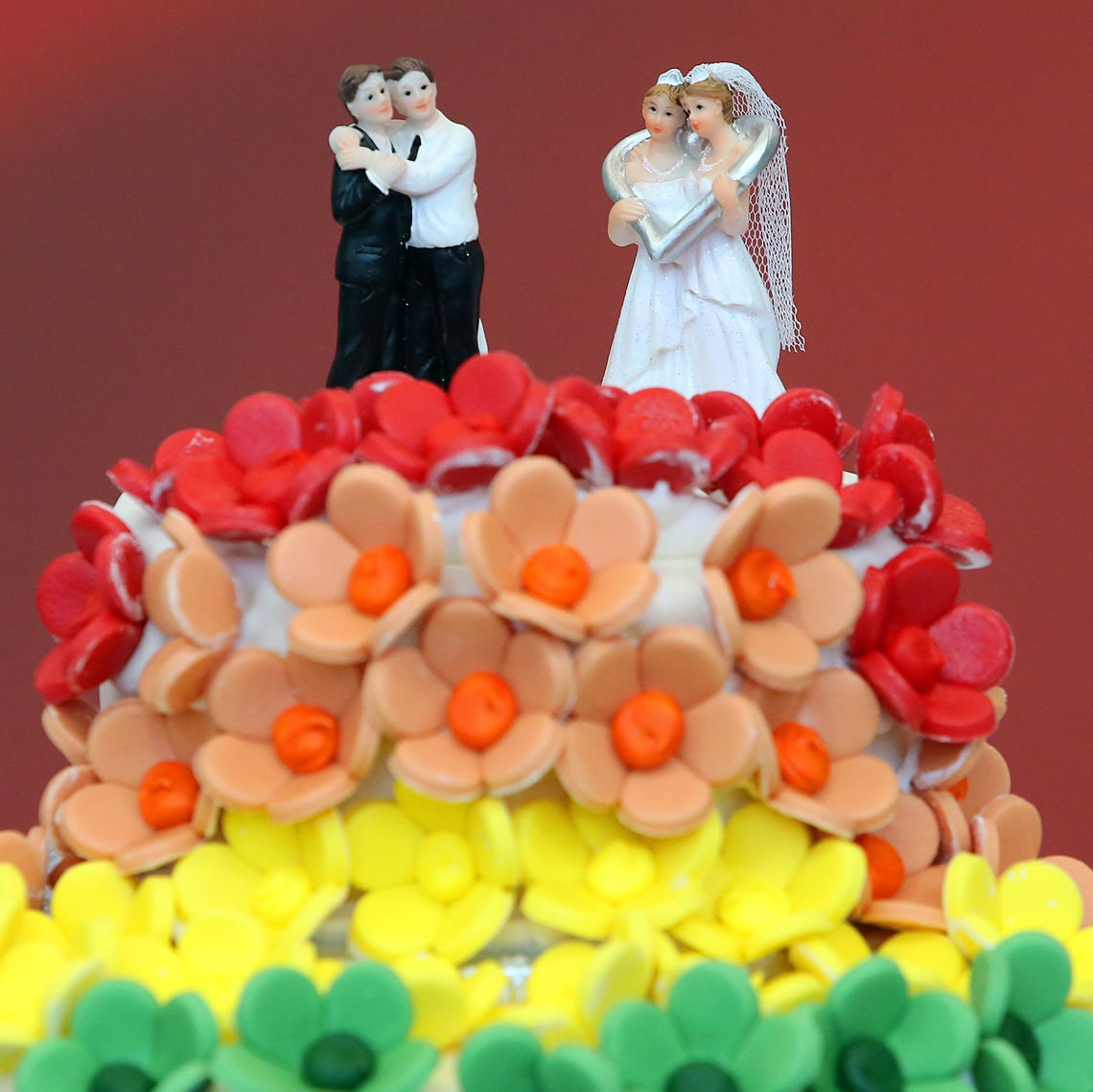 Ehe für alle, aber nicht überall...