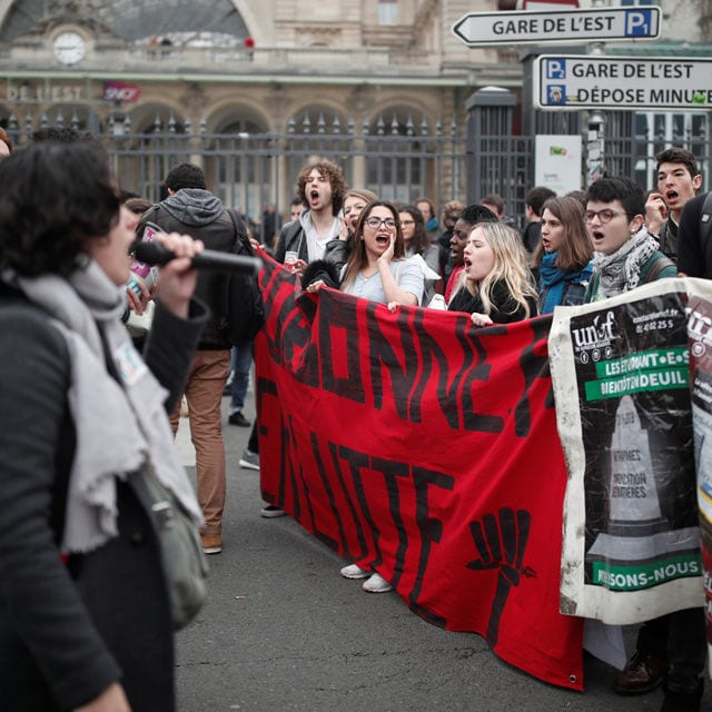 cover streik studenten