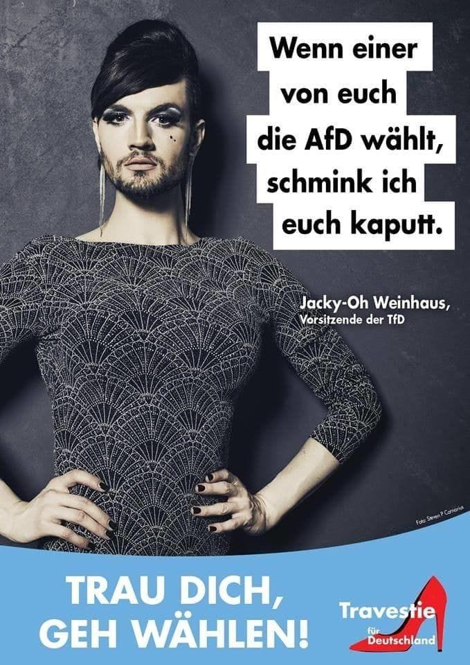 Travestie für Deutschland III