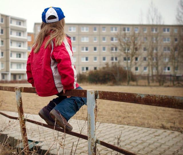 19 Prozent der unter 18-Jährigen in Deutschland sind armutsgefährdet. (Symbolfoto aus Frankfurt/Oder)