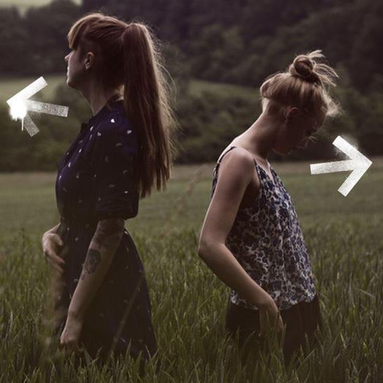 freundschaften trennen cover