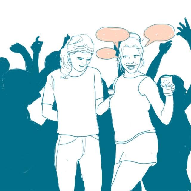 sozialphobie club smalltalk cover