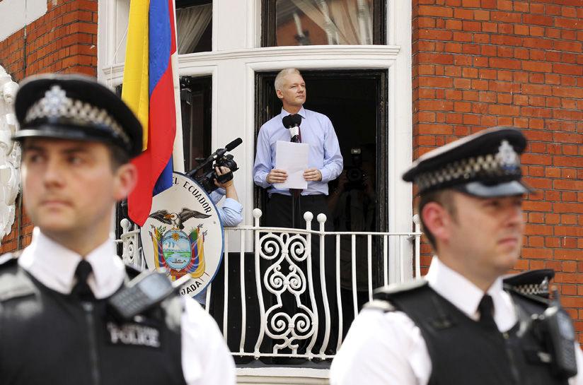 assange 2012