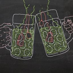 alkolumne tee nüchternbleiben