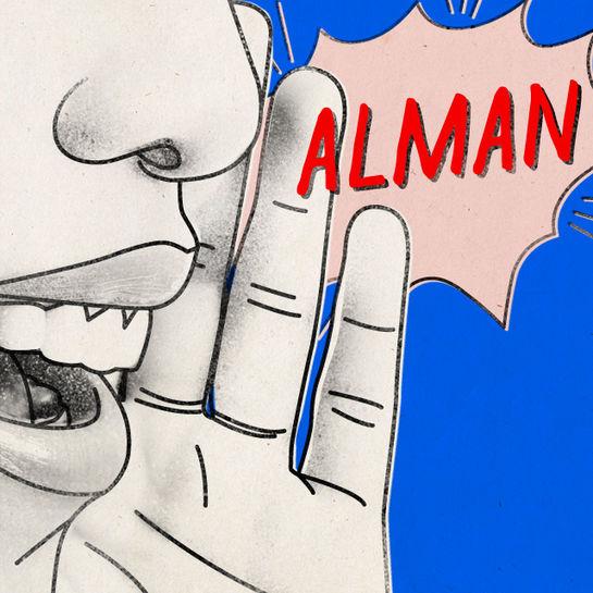 alman cover