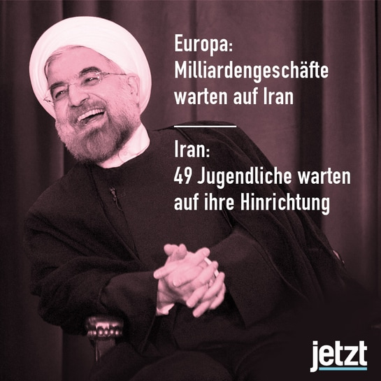 iran weisstebescheid