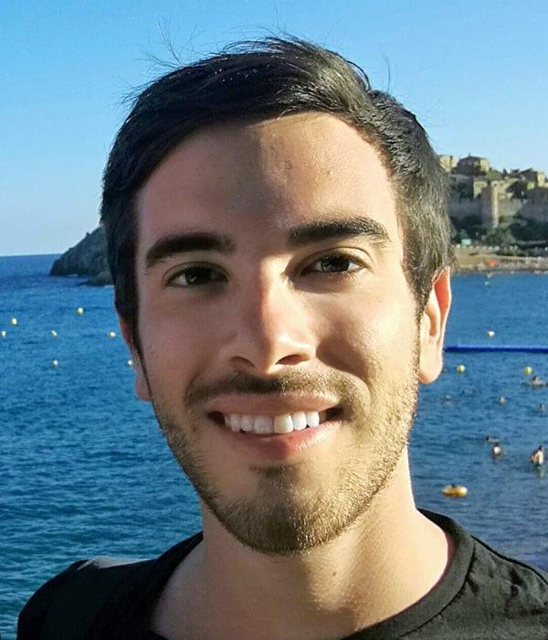 """Guillem, 25: """"Es fällt schwer zu glauben, dass wir in einem demokratischen Land leben"""""""