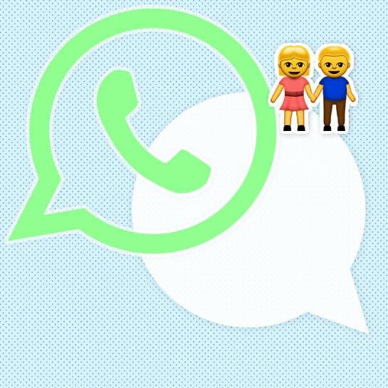 Whatsapp-Kolumne