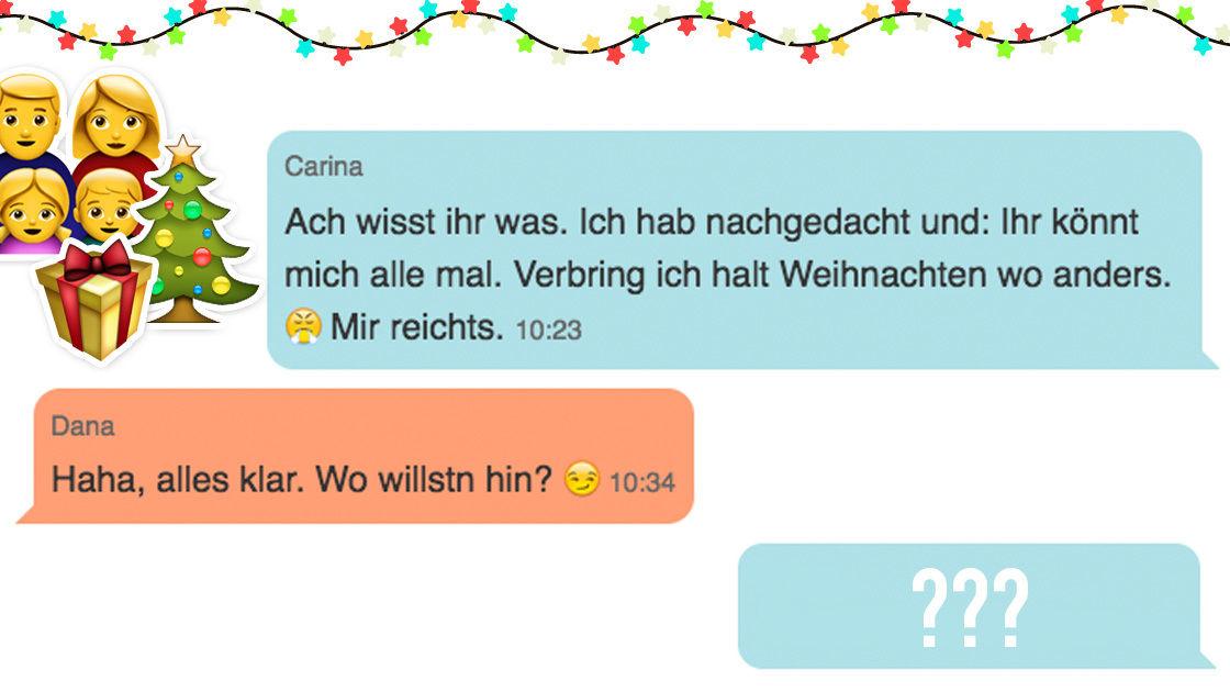 Whatsapp Weihnachten.Whatsapp Kolumne Das Weihnachts Spezial Teil 5 Whatsapp Kolumne