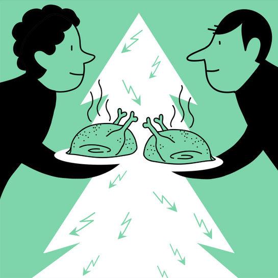 eltern weihnachten