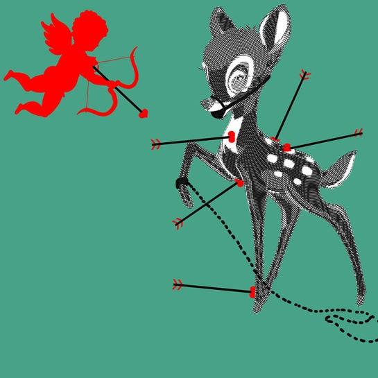 horrordate bambi cover