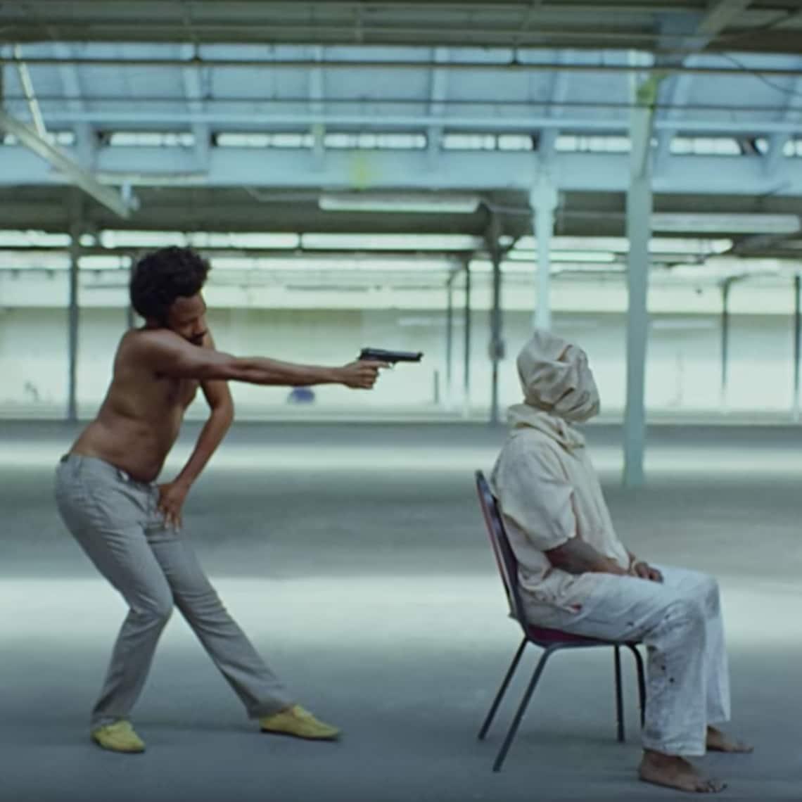 Childish Gambinos neues Musikvideo zeigt Exekutionen, die wie nebenbei durchgeführt werden.