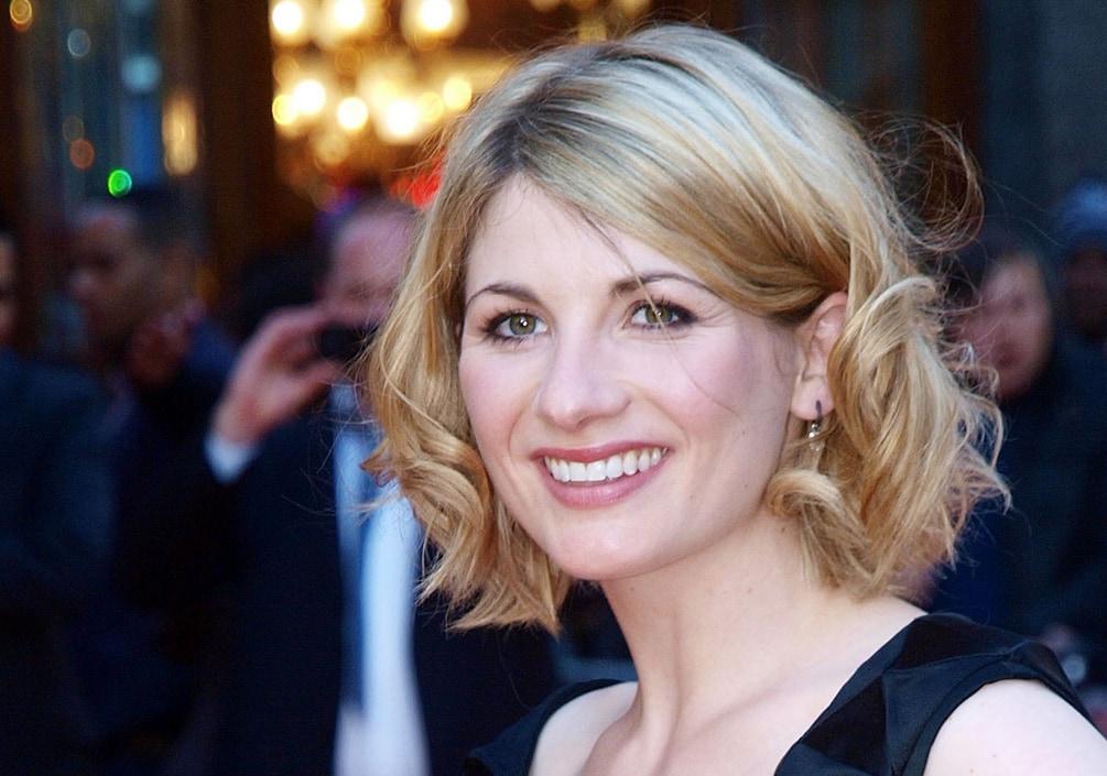 Jodie Whittaker spielt nun den Doctor.