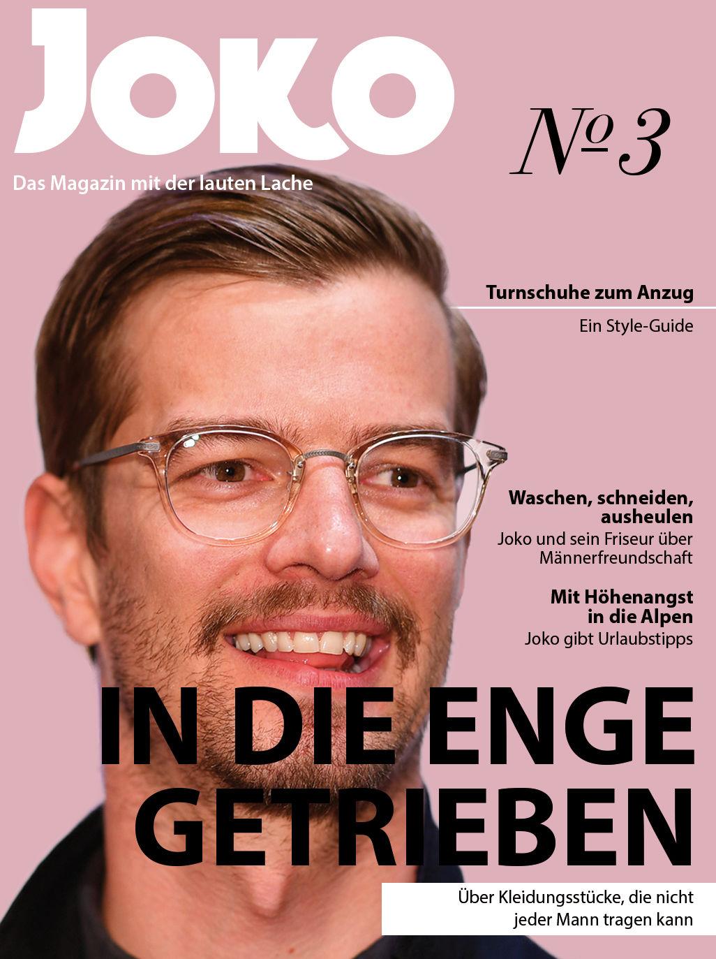 Joko-das Magazin no3_neu