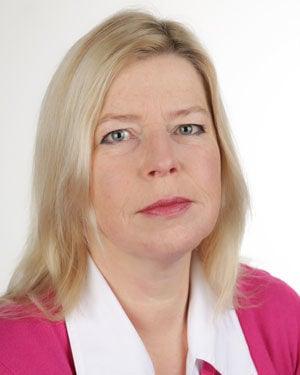 Das ist Etta Hallenga von der Frauenberatungsstelle Düsseldorf. Sie berät täglich Frauen, die Opfer sexueller Übergriffe wurden.