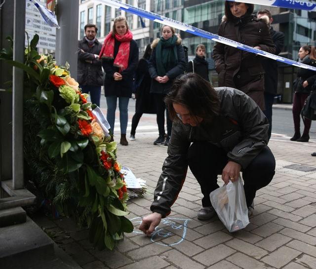 trauer nach terroranschlag carl court getty images