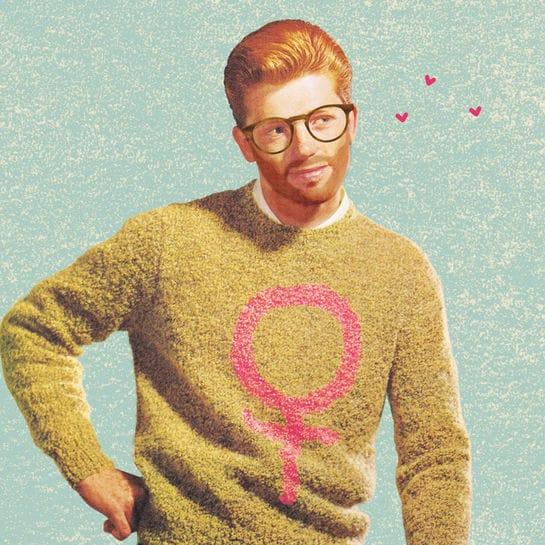 feminist im bett sde