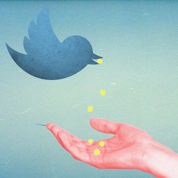 Auf Twitter herrscht oft Krawall – aber es gibt dort auch viel Hilfsbereitschaft.