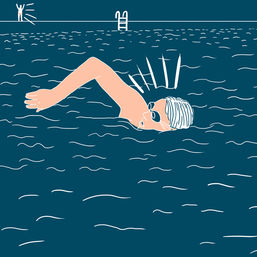 sozialphobie schwimmen cover