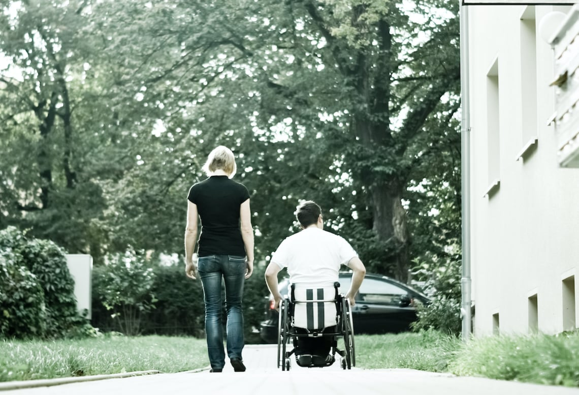 Behinderung in der Beziehung
