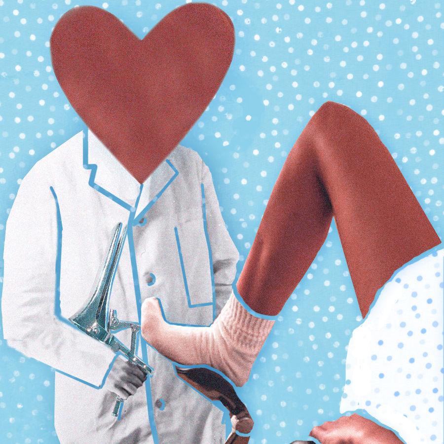 der verliebte Frauenarzt