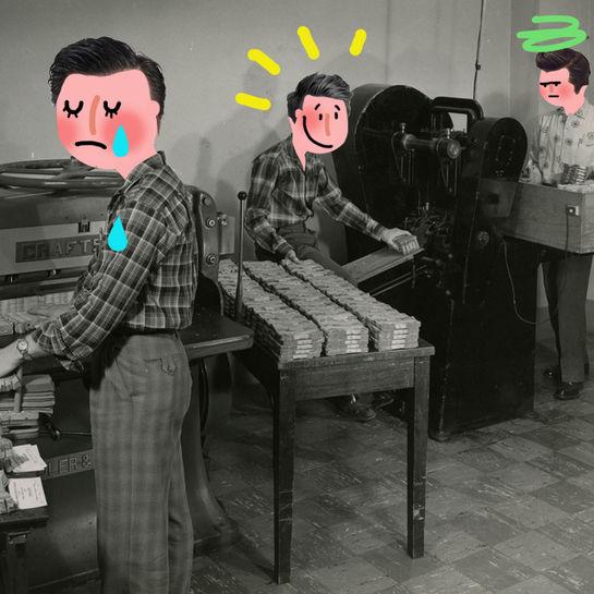 emotionen im job