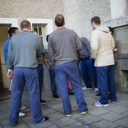 Gründerkurs hinter Gittern