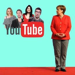 merkel youtube
