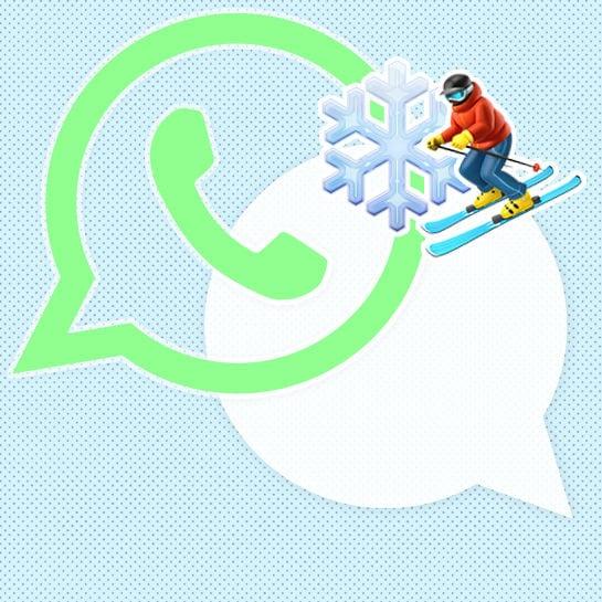 whatsapp ski
