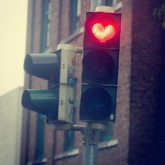 schwer verlieben