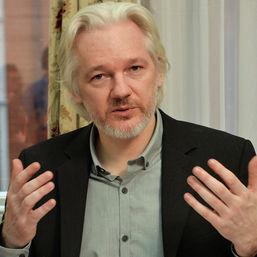 tagesfrage julian assange reuters