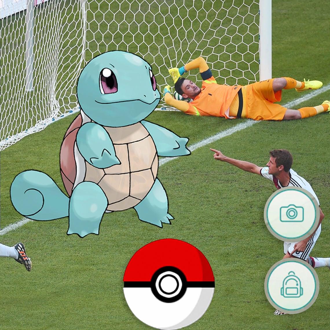 pokemon go schiggy