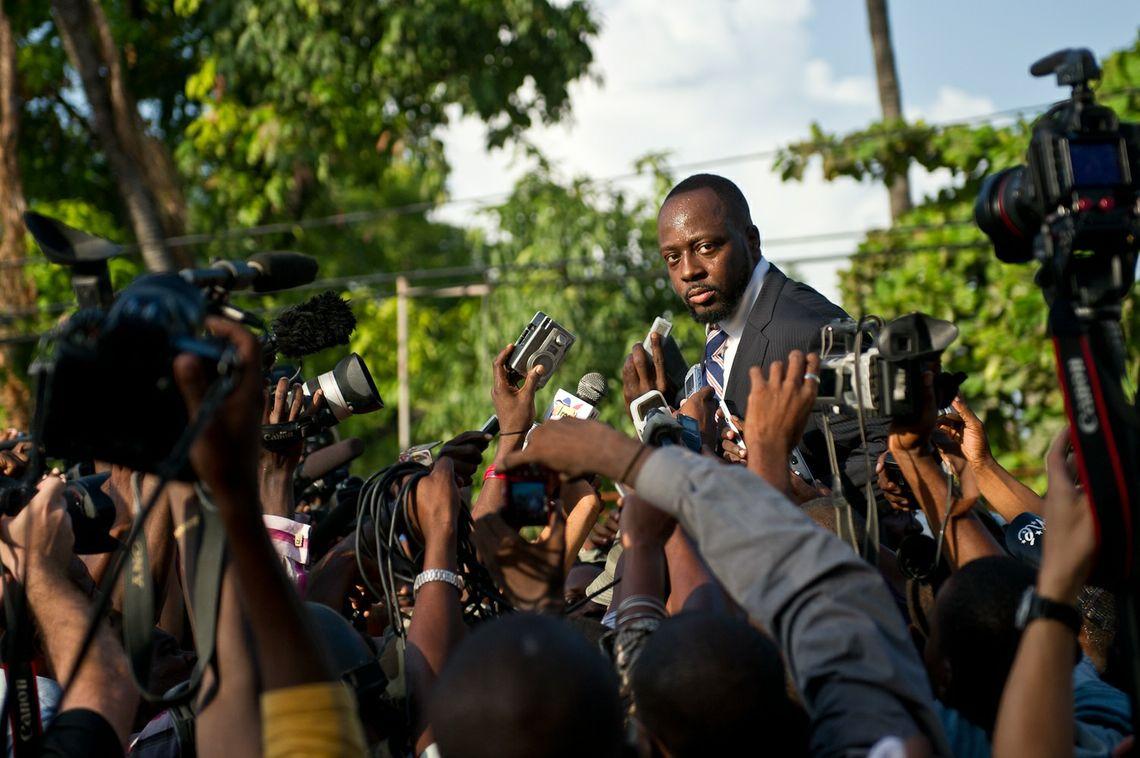 wyclef jean 2010 haiti
