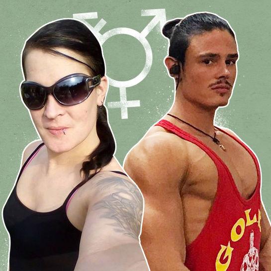 Bilder was ist intersexuell Intersexualität fotos
