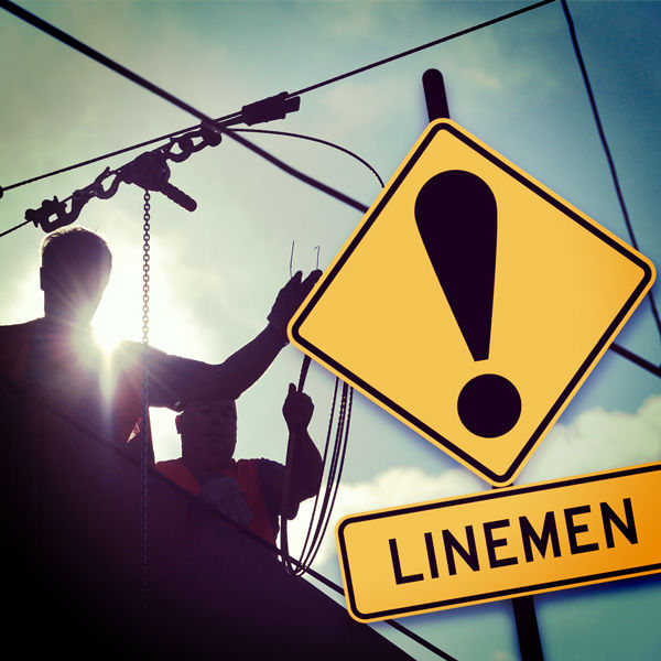 linemen cover