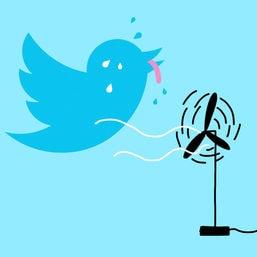 twitter hitze cover