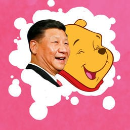 xi pooh cover