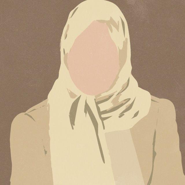 das ist israa al ghomgham illu cover