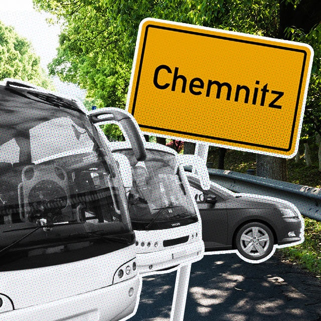 buzz fahrt nach chemnitz cover