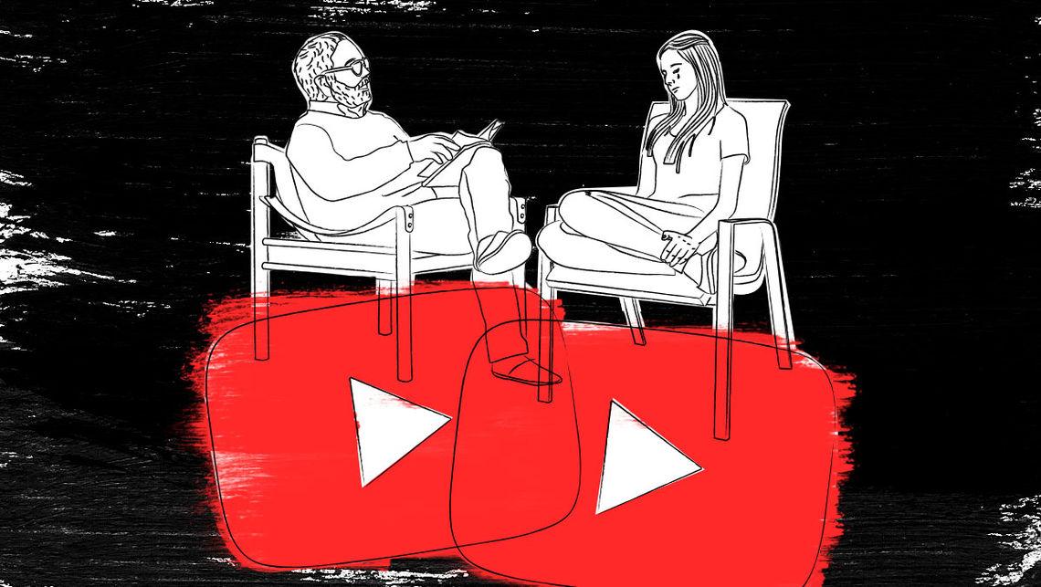 youtube depressionen text therapie