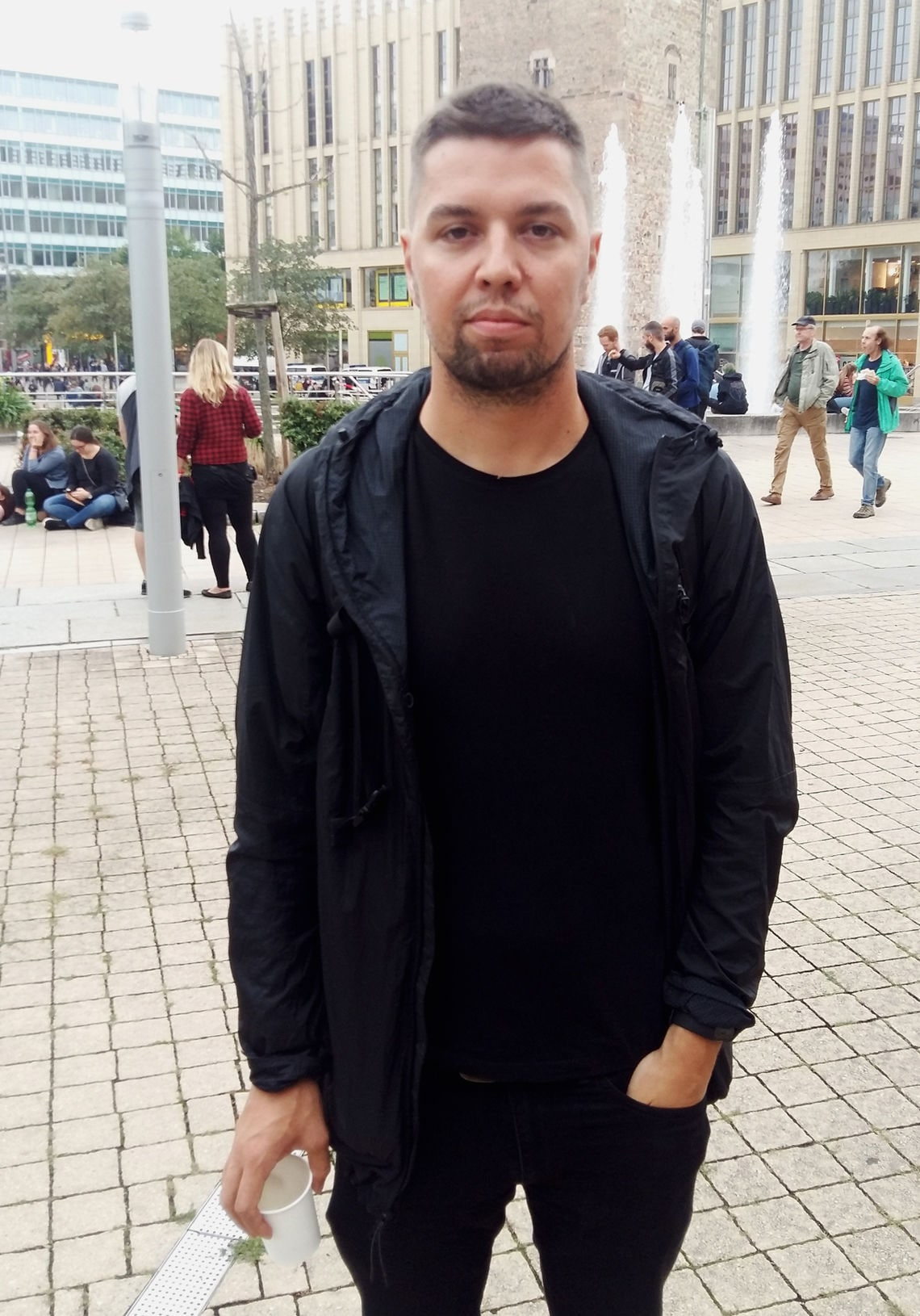 Florian, 32, kommt aus Chemnitz.