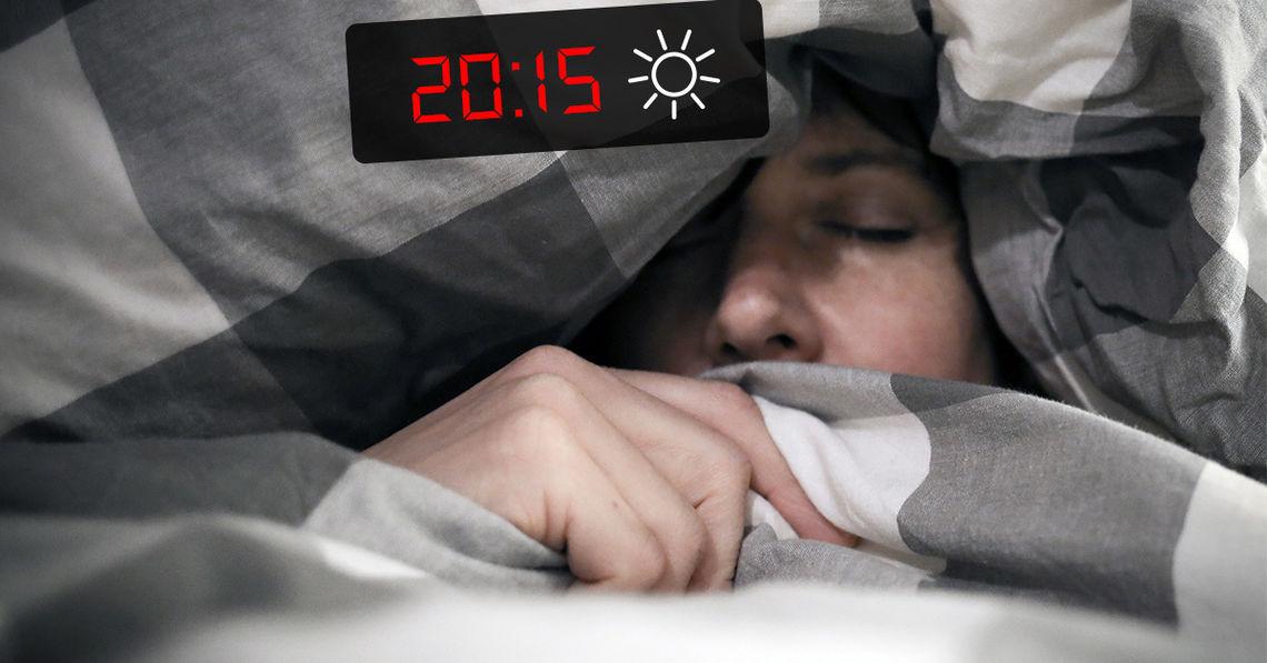Schlaf Kann Man Eine Woche Lang Früh Schlafen Gehen Gutes Leben