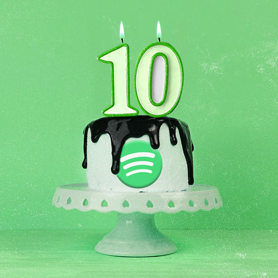 10 jahre spotify cover
