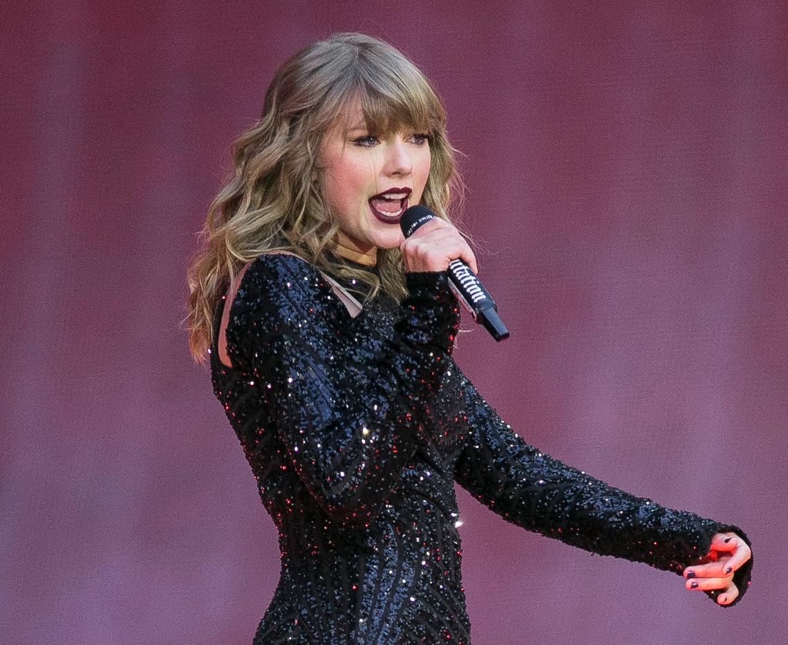 Zum ersten Mal überhaupt hat sich Taylor Swift politisch geäußert. Sie wird die Demokraten unterstützen.