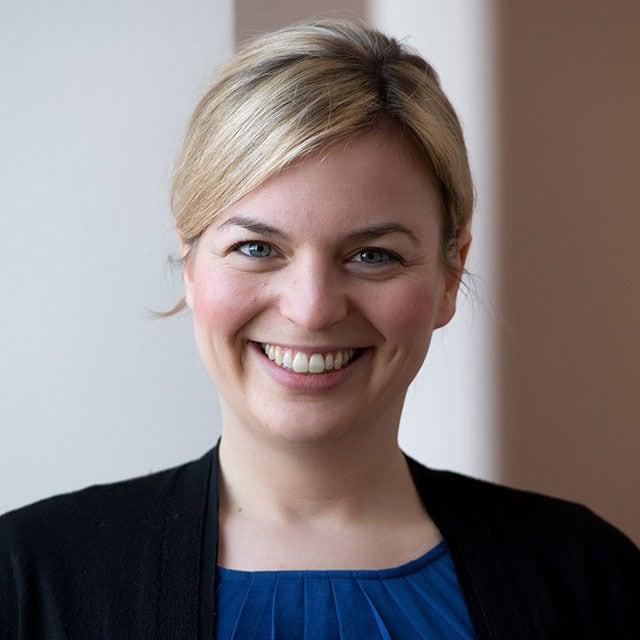 Katharina Schulze, Spitzenkandidatin der Grünen in Bayern.